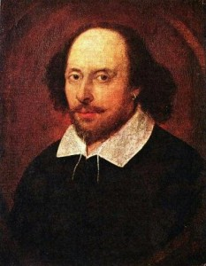 Shakespeare by John Taylor [1610, PD]