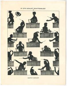 Gustav_Mahler_silhouette_Otto_Böhler_1914_PD