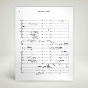 Shen Ye – Violinkonzert Nr. 1