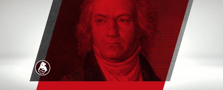 Ludwig van Beethoven bei Breitkopf & Härtel