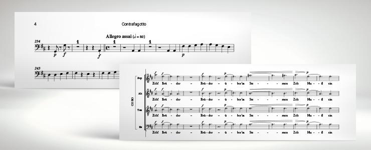 Ludwig van Beethoven, 9. Symphonie